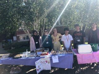 Come visit us in the quad!! All homemade baked goods from 10-4 pm Wednesday and Thursday 💗 UPDATE: OVER £450 RAISED FROM THE SALE & BUCKET COLLECTIONS IN JUST ONE DAY! thank you so much xx  #hillssocialaction #hillssocialactionweek